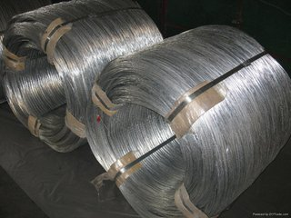 High Quality Low Carbon Steel Wire.