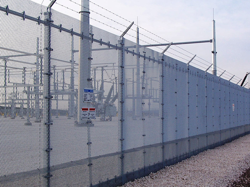 The High Security Fence Application