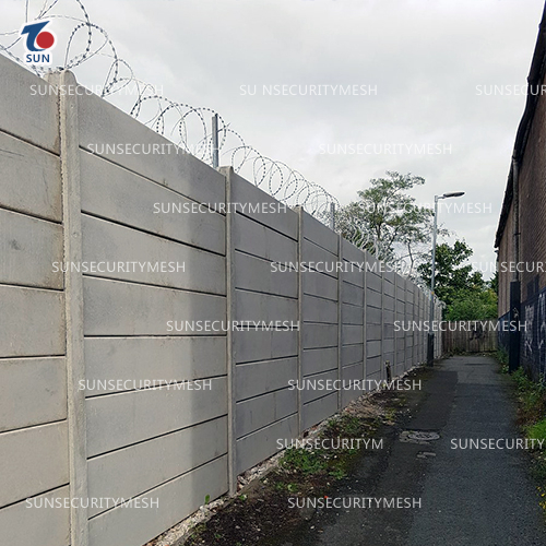 Hot-dip Galvanized Razor Wire