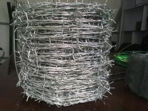 Barbed Wire-Good Quality from Chinese Manufacturer