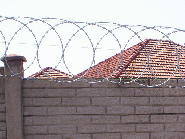 Classification of Razor Wire