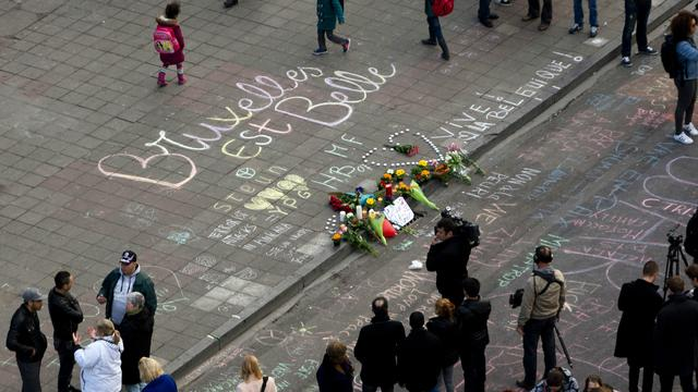 Every 84 hours the occurrence of terrorist attacks in Europe