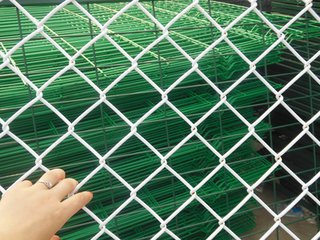 Premier Protection——Chain Link Fence.