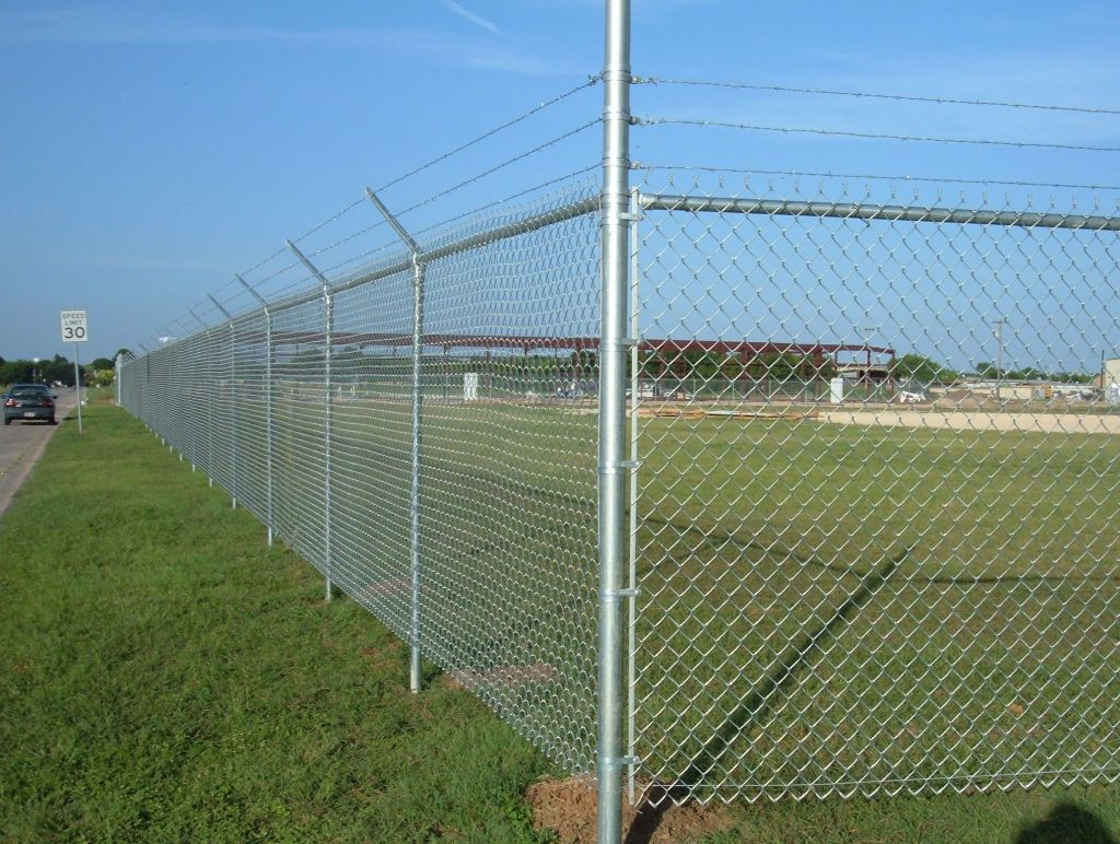 China Chain Link Fencing Manufacturers Suppliers Wholers