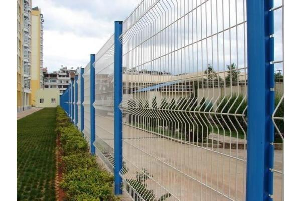 The Combination of Beauty And Utility –358 Anti-climb Fence