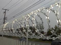 We have a wide range of Razor wire