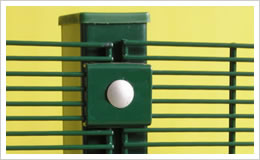 High Security Fencing-casting steel wall for you