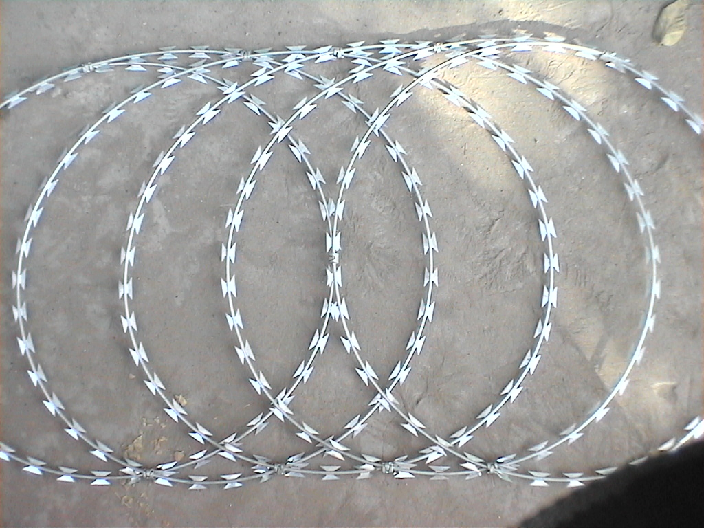 The Best of China Flat Razor Barbed Wire Manufacturer